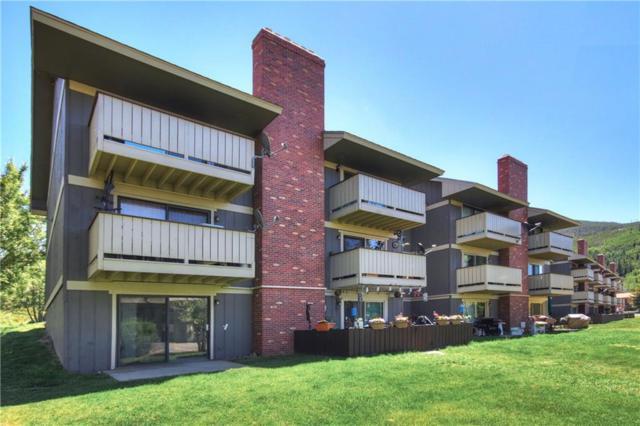 933 Straight Creek Drive U-104, Dillon, CO 80435 (MLS #S1014419) :: Colorado Real Estate Summit County, LLC