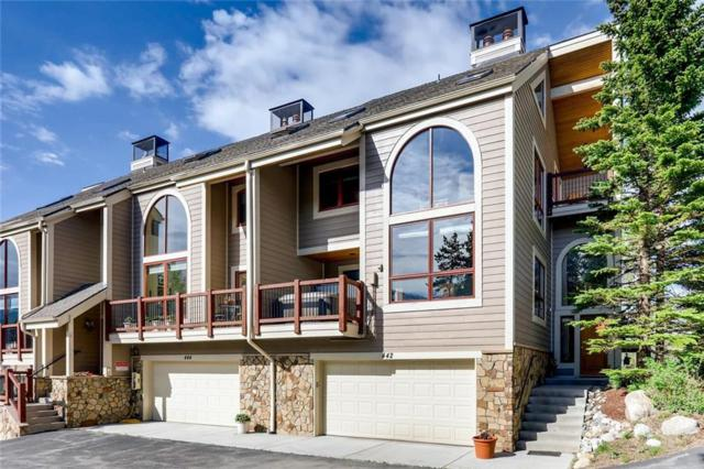 442 White Cloud Drive #442, Breckenridge, CO 80424 (MLS #S1014426) :: Resort Real Estate Experts