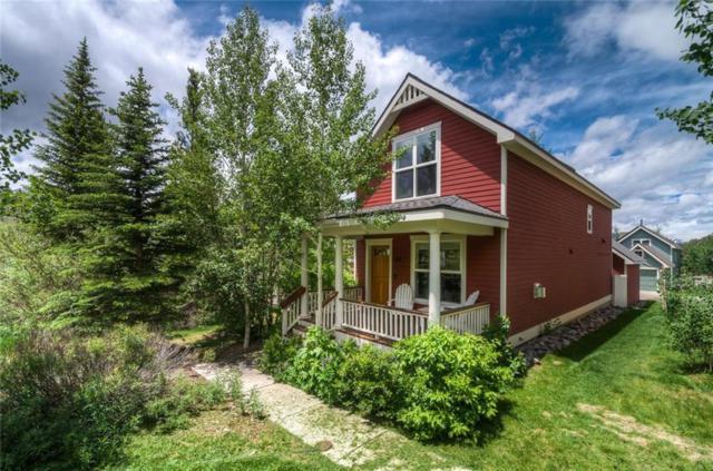 66 Cedar Green, Breckenridge, CO 80424 (MLS #S1014430) :: Colorado Real Estate Summit County, LLC