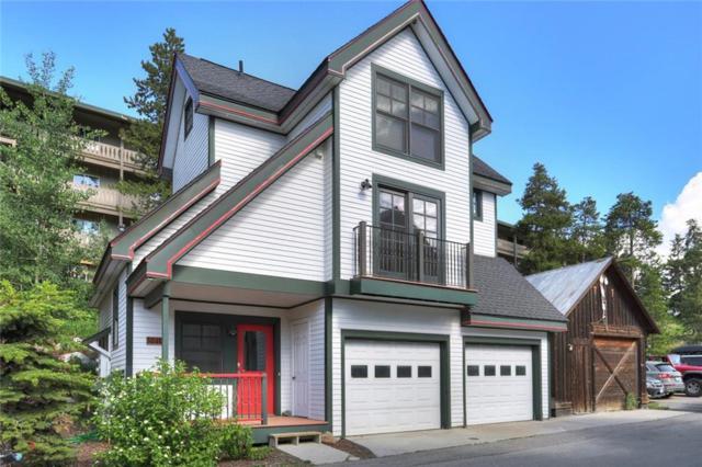 304 N Main Street N K1, K2, Breckenridge, CO 80424 (MLS #S1014437) :: Colorado Real Estate Summit County, LLC