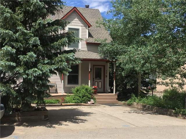 300B S Harris Street S, Breckenridge, CO 80424 (MLS #S1014439) :: Resort Real Estate Experts