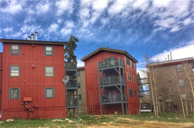 8014 Ryan Gulch Road #8014, Silverthorne, CO 80498 (MLS #S1014443) :: Colorado Real Estate Summit County, LLC