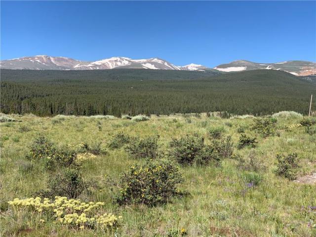 TBD Ice Axe Court, Alma, CO 80420 (MLS #S1014447) :: Colorado Real Estate Summit County, LLC
