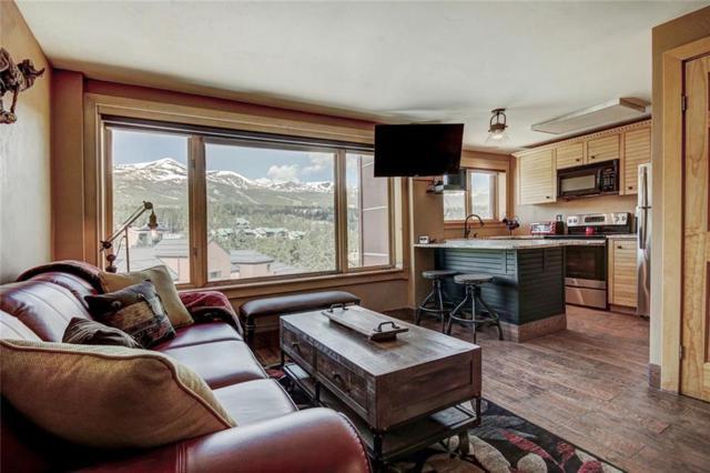 535 S Park Avenue #4709, Breckenridge, CO 80424 (MLS #S1014457) :: Colorado Real Estate Summit County, LLC