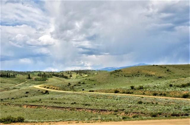 512 Travois Road, Como, CO 80432 (MLS #S1014493) :: Colorado Real Estate Summit County, LLC