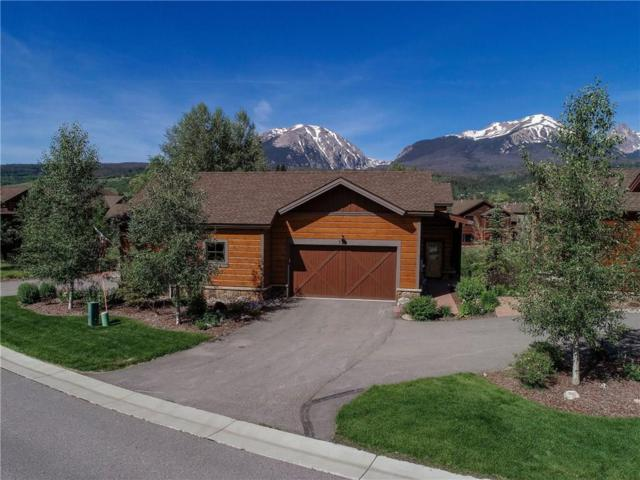 129 Fly Line Drive, Silverthorne, CO 80498 (MLS #S1014496) :: Colorado Real Estate Summit County, LLC