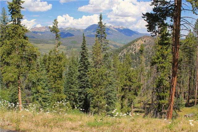 1915 Estates Drive, Breckenridge, CO 80424 (MLS #S1014502) :: Colorado Real Estate Summit County, LLC