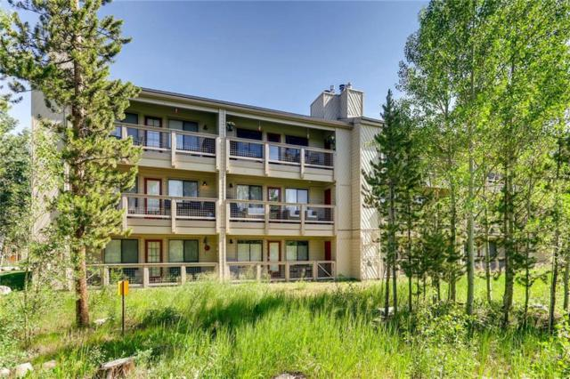 4836 Ryan Gulch Road #4836, Silverthorne, CO 80498 (MLS #S1014521) :: Colorado Real Estate Summit County, LLC