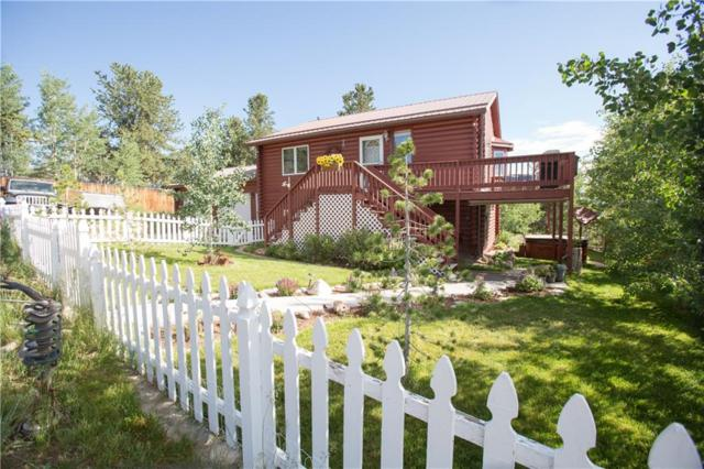 420 Witcher Lane, Fairplay, CO 80440 (MLS #S1014526) :: Colorado Real Estate Summit County, LLC