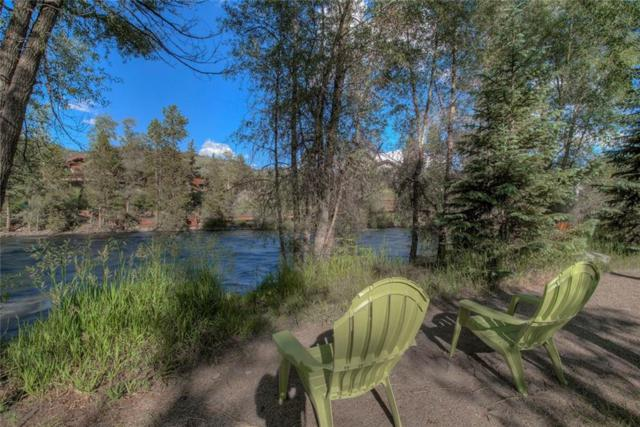 848 Blue River D4, Silverthorne, CO 80498 (MLS #S1014531) :: Colorado Real Estate Summit County, LLC