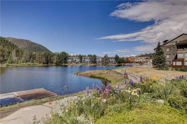 22300 Us Hwy 6 #1724, Keystone, CO 80435 (MLS #S1014554) :: Colorado Real Estate Summit County, LLC