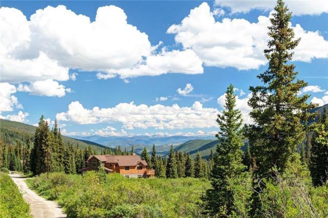 164 Cr 672, Breckenridge, CO 80424 (MLS #S1014571) :: Colorado Real Estate Summit County, LLC