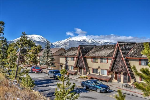110 Evergreen Road B-305, Dillon, CO 80435 (MLS #S1014572) :: Colorado Real Estate Summit County, LLC