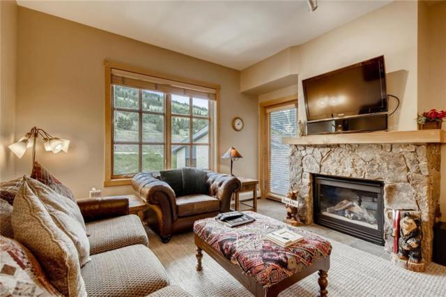 910 Po 3033 Road #502, Copper Mountain, CO 80443 (MLS #S1014573) :: Dwell Summit Real Estate