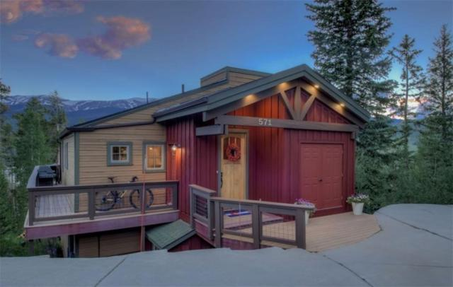 571 Shekel Lane, Breckenridge, CO 80424 (MLS #S1014587) :: Colorado Real Estate Summit County, LLC