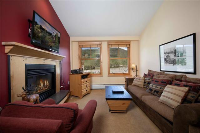 140 Ida Belle Drive #8294, Keystone, CO 80435 (MLS #S1014591) :: Colorado Real Estate Summit County, LLC