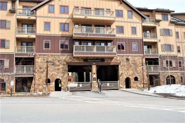 20 Hunki Dori Court #2302, Keystone, CO 80435 (MLS #S1014592) :: Colorado Real Estate Summit County, LLC