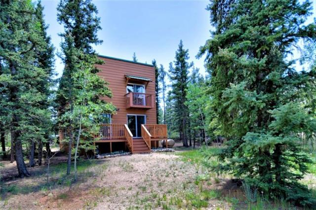 1156 Warpath, Como, CO 80432 (MLS #S1014602) :: Resort Real Estate Experts