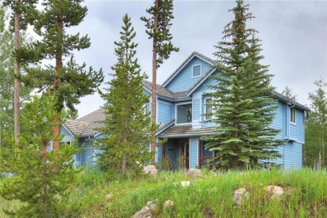 306 Golden Eagle Road, Silverthorne, CO 80498 (MLS #S1014619) :: Colorado Real Estate Summit County, LLC