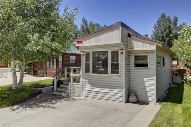 85 Revett Drive #58, Breckenridge, CO 80424 (MLS #S1014637) :: Resort Real Estate Experts