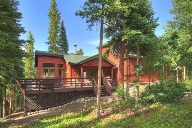 121 Slalom Drive, Breckenridge, CO 80424 (MLS #S1014651) :: Colorado Real Estate Summit County, LLC
