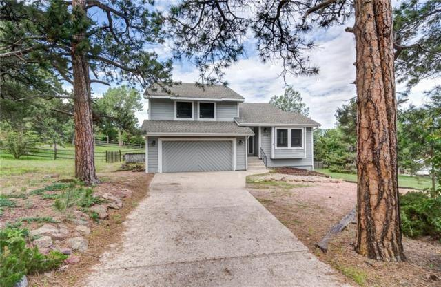 17935 New London Road, Other, CO 80132 (MLS #S1014653) :: Colorado Real Estate Summit County, LLC