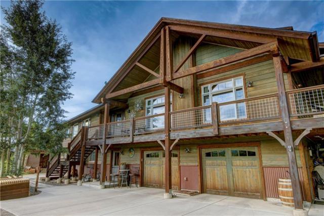 78 Hillside Drive, Silverthorne, CO 80498 (MLS #S1014654) :: Colorado Real Estate Summit County, LLC
