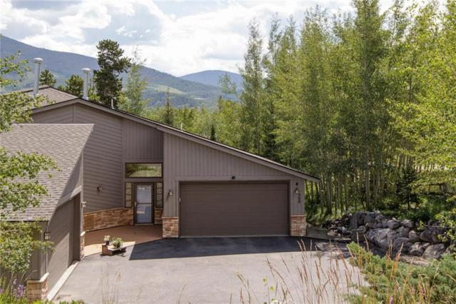 300 Black Hawk Circle, Silverthorne, CO 80498 (MLS #S1014671) :: Dwell Summit Real Estate
