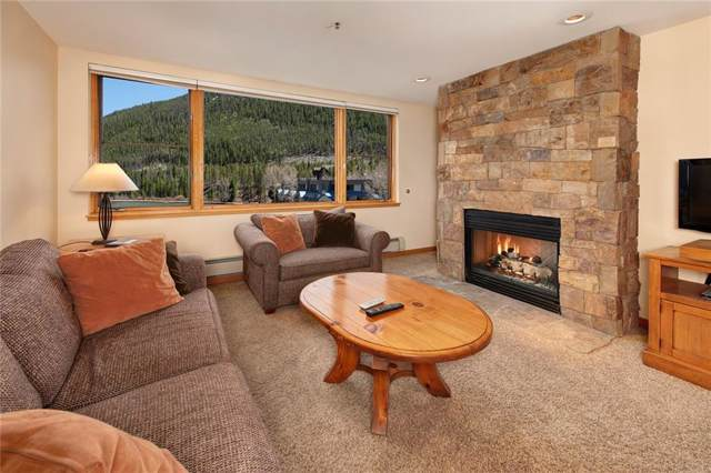 22174 Us Hwy 6 #1538, Keystone, CO 80435 (MLS #S1014688) :: Resort Real Estate Experts