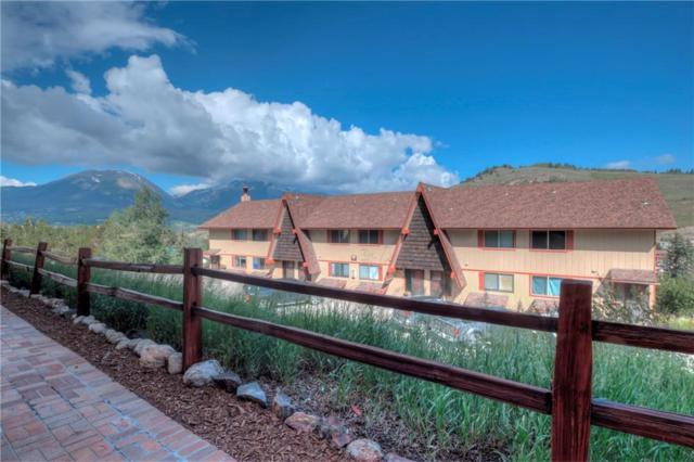 150 Evergreen Road #104, Dillon, CO 80435 (MLS #S1014691) :: Colorado Real Estate Summit County, LLC