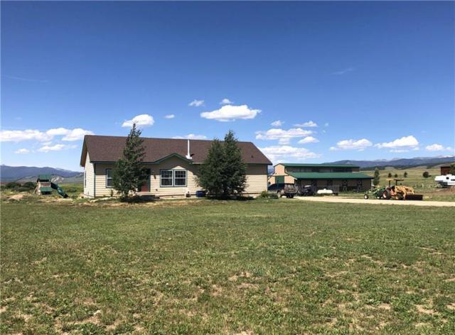 381 Gcr 609, Granby, CO 80446 (MLS #S1014724) :: Colorado Real Estate Summit County, LLC