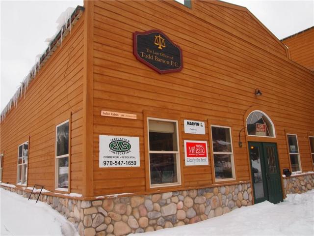 1760 Airport Road C, Breckenridge, CO 80424 (MLS #S1014725) :: Colorado Real Estate Summit County, LLC