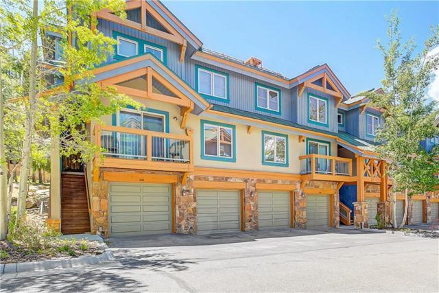 43 Snowflake Drive D7, Breckenridge, CO 80424 (MLS #S1014753) :: Dwell Summit Real Estate