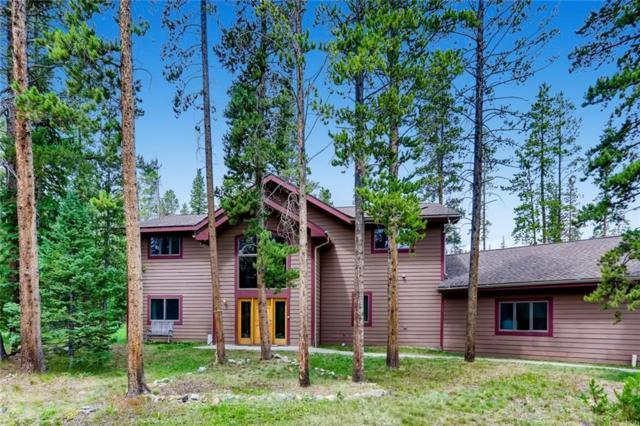 19 Lone Hand Way, Breckenridge, CO 80424 (MLS #S1014763) :: Colorado Real Estate Summit County, LLC