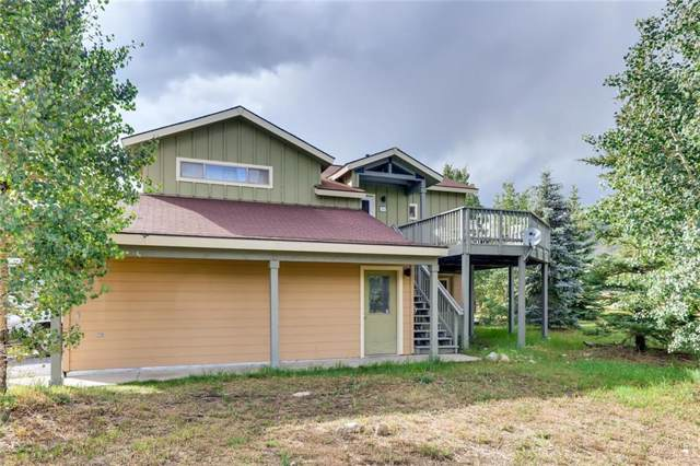 24 Glen Cove Drive #24, Dillon, CO 80435 (MLS #S1014813) :: Colorado Real Estate Summit County, LLC