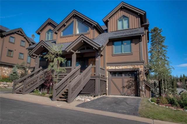 34 Bluff Court #0, Breckenridge, CO 80424 (MLS #S1014816) :: Colorado Real Estate Summit County, LLC