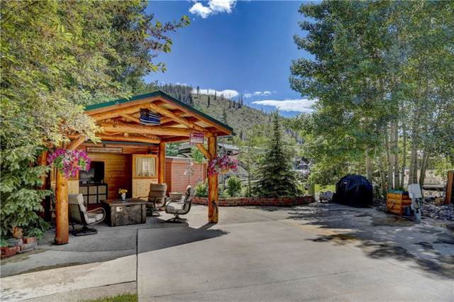 85 Revett Drive, Breckenridge, CO 80424 (MLS #S1014844) :: Dwell Summit Real Estate