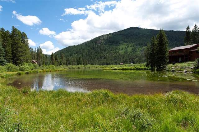 6844 State Hwy 9, Breckenridge, CO 80424 (MLS #S1014849) :: Dwell Summit Real Estate