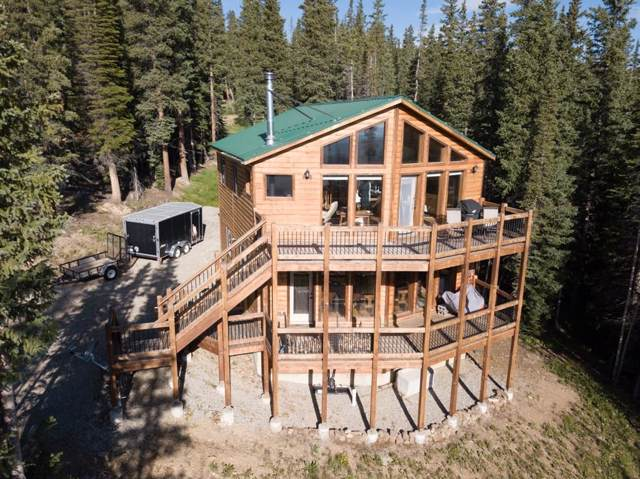 188 Sunshine Drive, Fairplay, CO 80440 (MLS #S1014864) :: Colorado Real Estate Summit County, LLC