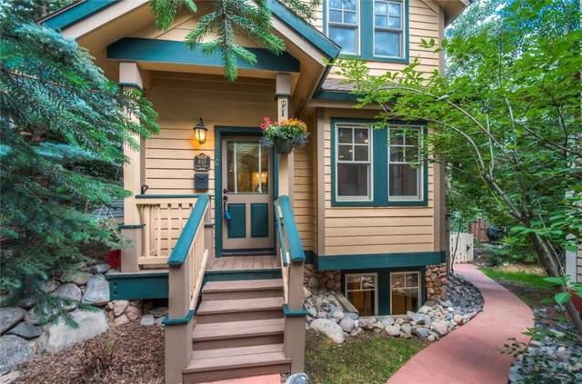 405 S Ridge Street C, Breckenridge, CO 80424 (MLS #S1014870) :: Colorado Real Estate Summit County, LLC