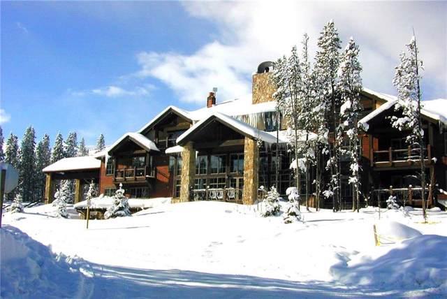 75 Snowflake Drive #6109, Breckenridge, CO 80424 (MLS #S1014875) :: Dwell Summit Real Estate
