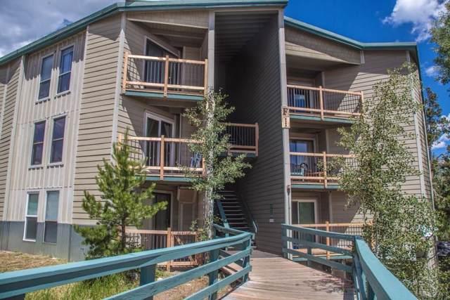 8300 Ryan Gulch  (Cr 1260) Bldg F Road #205, Silverthorne, CO 80498 (MLS #S1014880) :: Colorado Real Estate Summit County, LLC