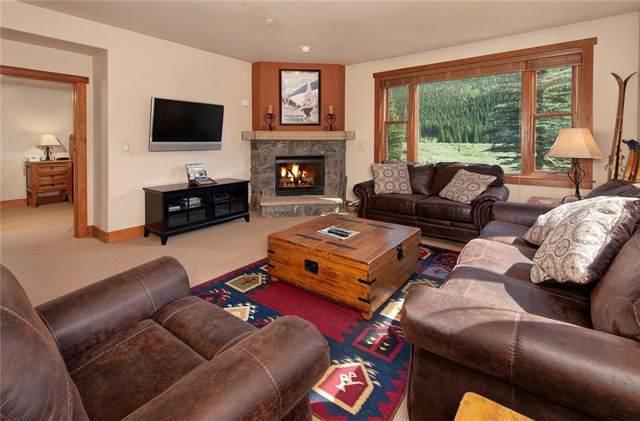58 Hawk Circle #2339, Keystone, CO 80435 (MLS #S1014903) :: Colorado Real Estate Summit County, LLC