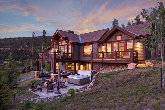 552 Corkscrew Drive, Breckenridge, CO 80424 (MLS #S1014904) :: Resort Real Estate Experts