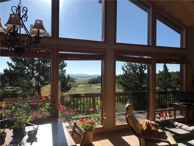 79 Wild Rye Road, Fairplay, CO 80440 (MLS #S1014908) :: Colorado Real Estate Summit County, LLC