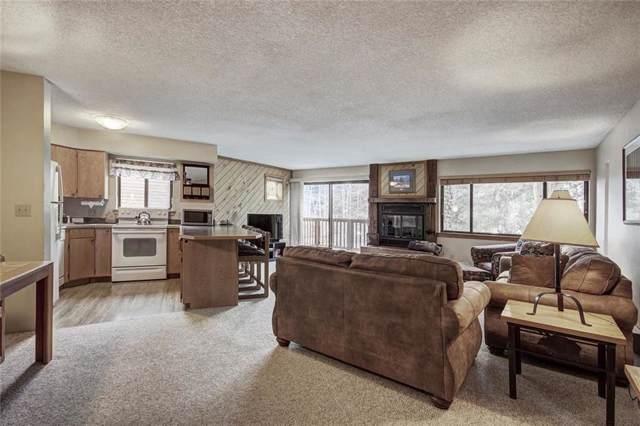 405 Four Oclock Road 15-D, Breckenridge, CO 80424 (MLS #S1014912) :: Dwell Summit Real Estate