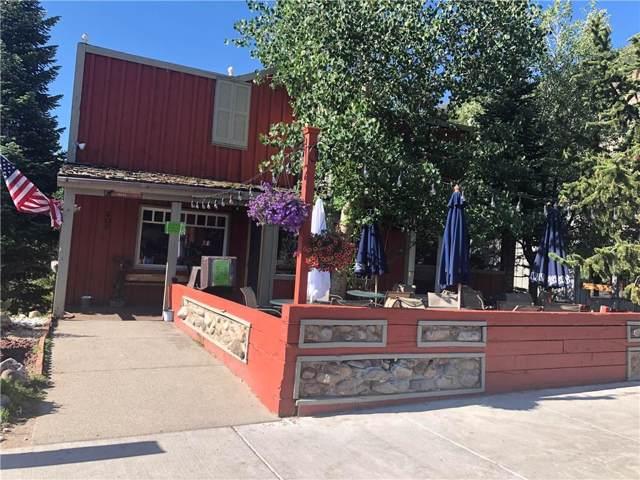 208 E Main Street E #0, Frisco, CO 80443 (MLS #S1014915) :: Colorado Real Estate Summit County, LLC