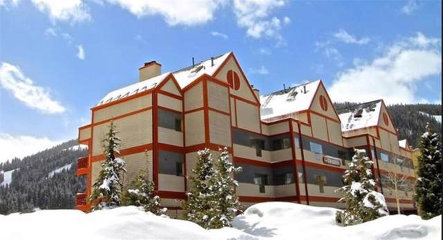 82 Wheeler Circle 314-C B-1, Copper Mountain, CO 80443 (MLS #S1014916) :: Colorado Real Estate Summit County, LLC
