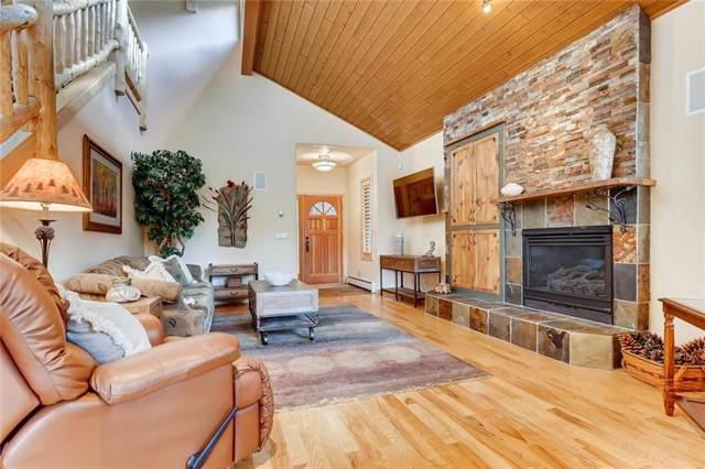 71B W Main Street W, Frisco, CO 80443 (MLS #S1014927) :: Dwell Summit Real Estate