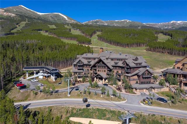 1891 Ski Hill Road #7000, Breckenridge, CO 80424 (MLS #S1014933) :: Resort Real Estate Experts